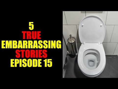 5 TRUE EMBARRASSING STORIES TIFU EPISODE 15