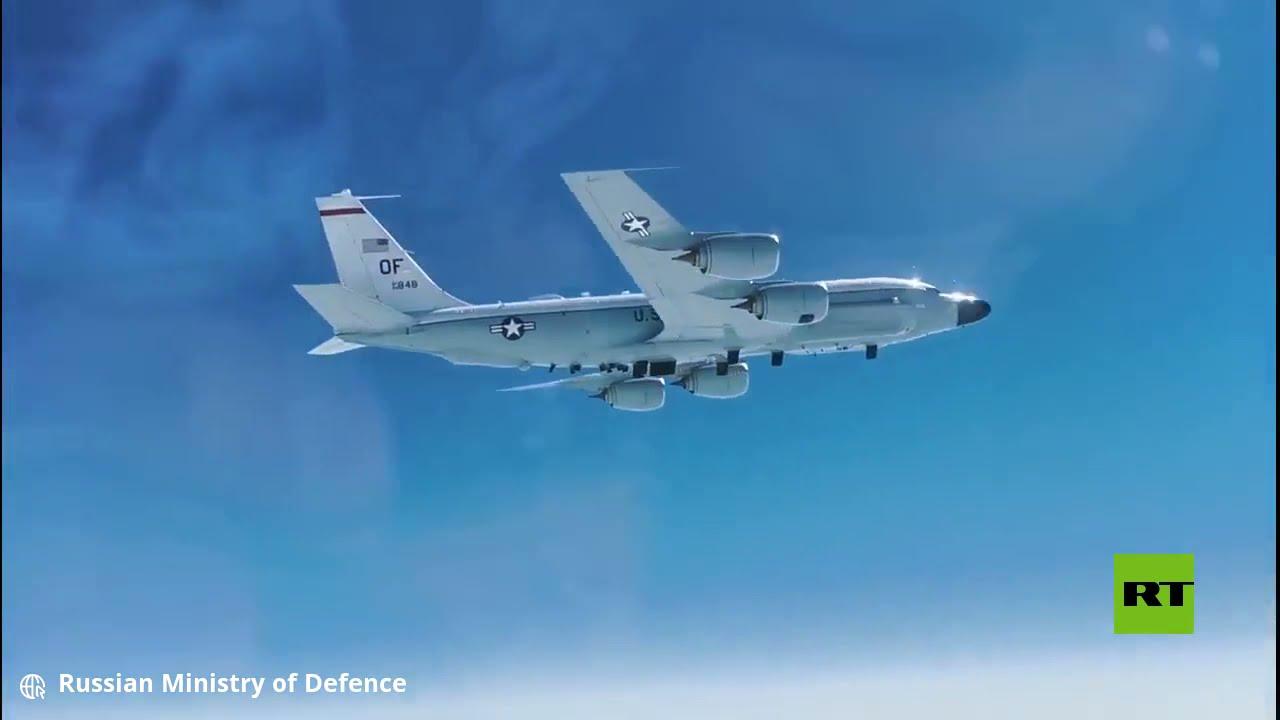 مقاتلة روسية تعترض طائرة تجسس أمريكية فوق المحيط الهادئ  - نشر قبل 60 دقيقة