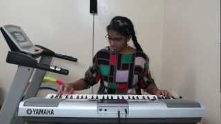 PAPA KEHATE HAIN  from Qayamat Se Qayamat Tak (Udit Narayan) on Keyboard by Vany Vinayakumar