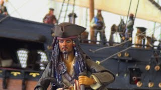 Black Pearl Jack Sparrow Johnny Depp and more RC Boats