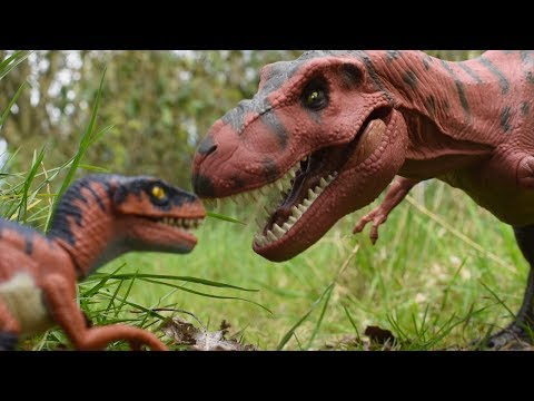 DINOSAUR BATTLE #1