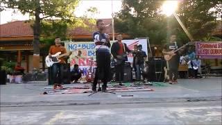 Hidup Untukmu Mati Tanpamu ( NOAH ) _ EAGLE BanD live performance