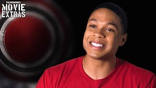 """Justice league - ray fisher """"victor stone / cyborg"""" [on-set interview]subscribe and click the notification bell here: http://goo.gl/srrtltsubscribe to filmis..."""