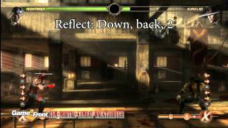 Video Mortal Kombat Walkthrough - Kombatant Strategy Guides - Nightwolf download MP3, 3GP, MP4, WEBM, AVI, FLV November 2018
