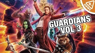 What Should We Expect from Guardians of the Galaxy Vol 3? (Nerdist News w/ Jessica Chobot)