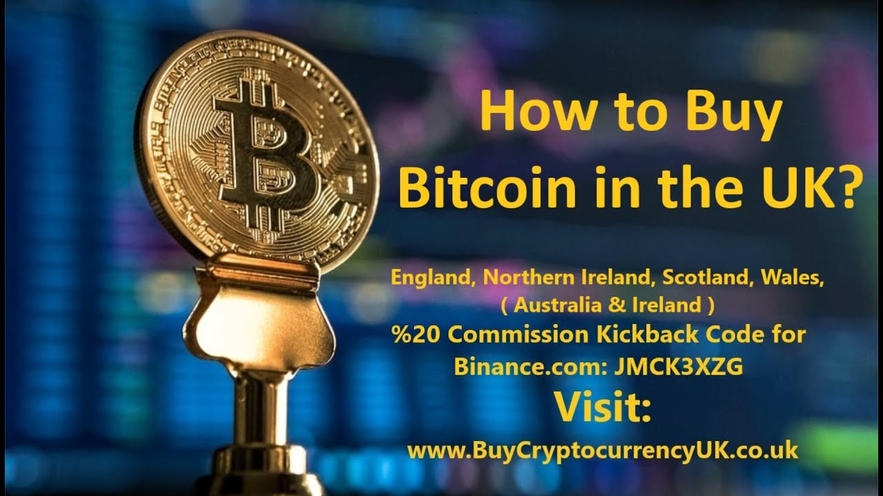 How to buy and sell Bitcoin in the UK?