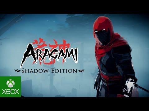 Aragami: Shadow Edition Announcement Trailer