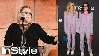 Rebel Wilson Hilariously Calls Out Julia Roberts | InStyle Awards | InStyle