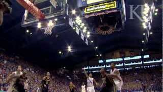 Game day at KU's Allen Fieldhouse 2012 thumbnail