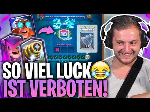 😂🍀 DREIFACH AUSWAHL CHALLENGE! So VIEL Spaß mit SO VIEL LUCK! |Free2Play Challenge!