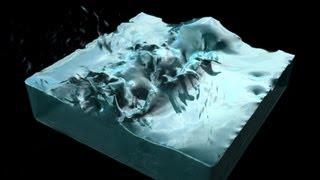 Simulación de Agua. RealFlow 2013 y Lightwave 11.6
