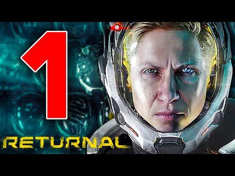RETURNAL [Walkthrough Gameplay ITA PS5 – PARTE 1] – HORROR nello SPAZIO (Nuova Serie)