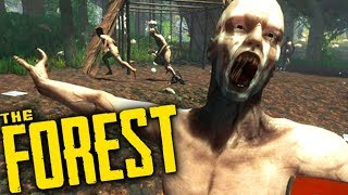 The forest - os canibais são zumbis? | ep.12 (co-op survival horror)