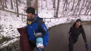Amazing Race Fail Moments #14 - Vanessa And Ralph Fight