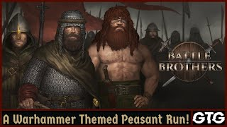 Battle Brothers: Warhammer RP Peasant Campaign! Ep#15 Crazy Swamp Lady!