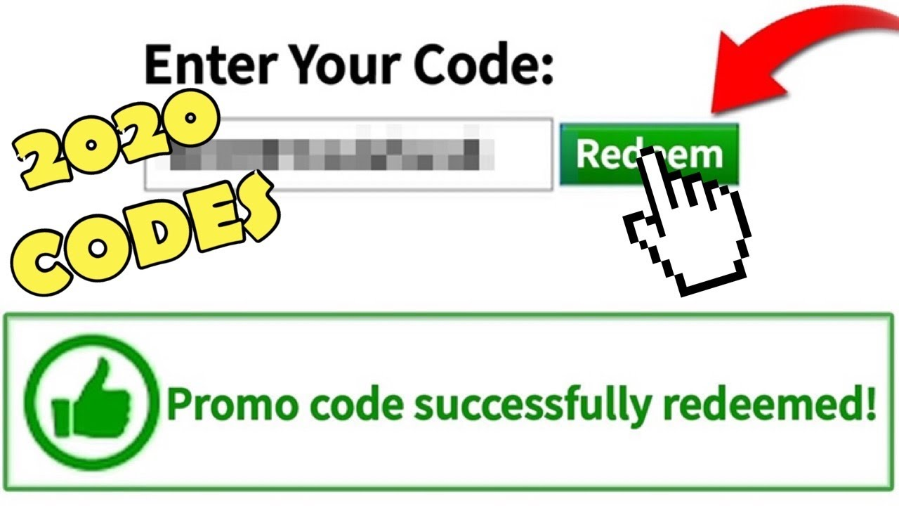 Roblox Promo Codes 2020 March All Working Youtube