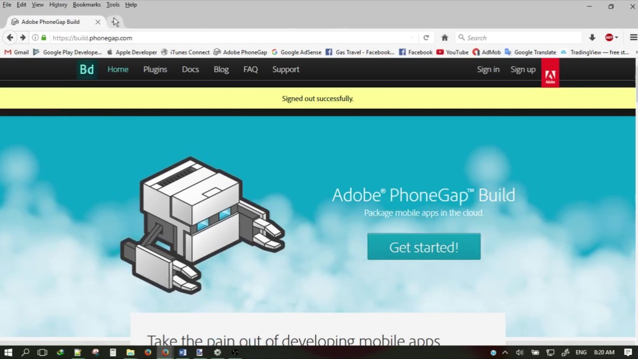 Build Android Apps with Phonegap - Scirra com
