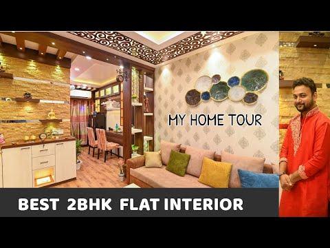 My Home Tour Video 2020 | Best 2BHK Interior Design Video 2020 | @Interior Jagat