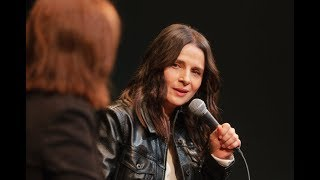 'Let the Sunshine In' Q&A | Juliette Binoche