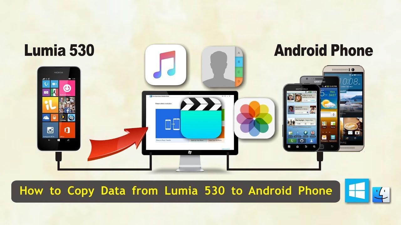 Программа windows lumia для андроида