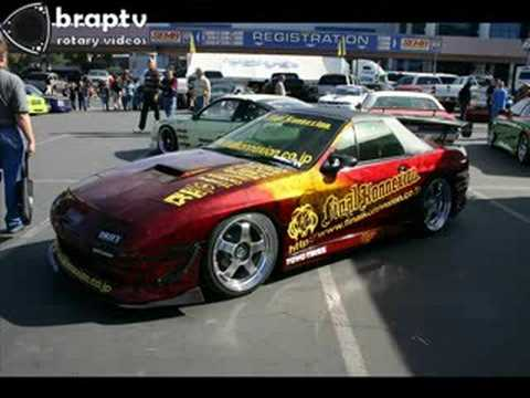 FC Mazda Rotary Picture Compilation Best Ever Mp3