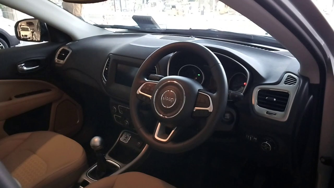 Jeep Compass Interior 2018 India Home Plan