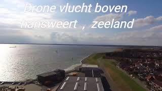 Welkom in mijn wereld  ,  drone vlucht boven hansweert