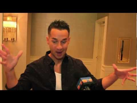 Mike The Situation Talks Jersey Shore Series Finale!