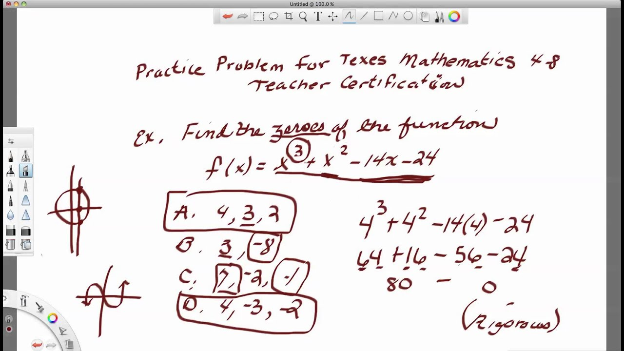 Texes mathematics 4 8 teacher certification preparation youtube texes mathematics 4 8 teacher certification preparation xflitez Choice Image
