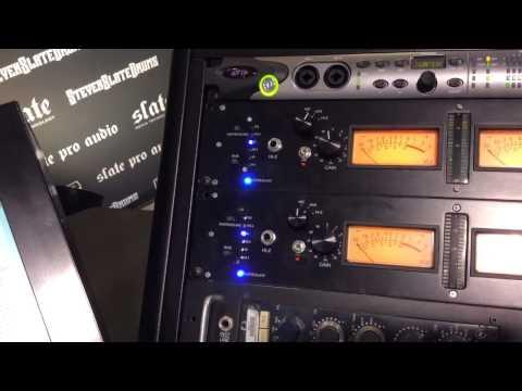 NAMM 2014 Slate Virtual Microphone System