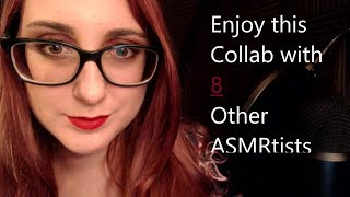 ASMR Repeating Holiday & Seasonal Trigger Words & Personal Attention Collaboration
