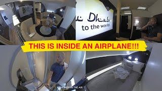 40.000$ FLIGHT!!!! | MOST EXPENSIVE FLIGHT IN THE WORLD! | Etihad A380 THE RESIDENCE