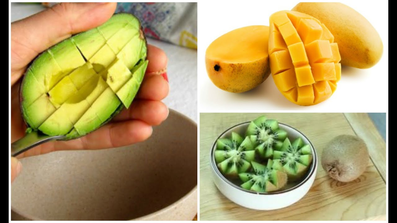 How to Cut an Avocado images