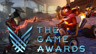 Главное с The Game Awards 2018 - MK 11, Dragon Age, The Outer Worlds и др.
