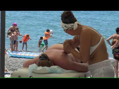 Сочи курорт Лазаревское 1 место незабываемый отдых 2016 4К(полный экран)