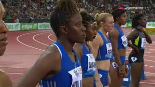 EPIC FINISH TO THE WOMEN
