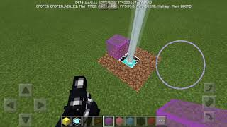 Minecraft renkli fener ışığı yapımı
