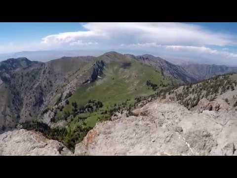 Naomi Peak - Cache County High Point - Utah