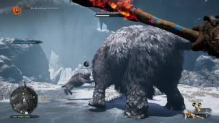 Far Cry Primal Hunting the Bloodtusk Mammoth