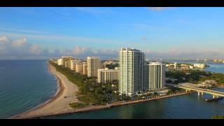 Bal Harbour Florida DJI Inspire 1