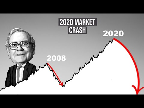 The Upcoming Stock Market Crash Of 2020