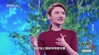 [中国诗词大会]90岁老英雄回忆万米高空战机熄火舍命着陆| CCTV