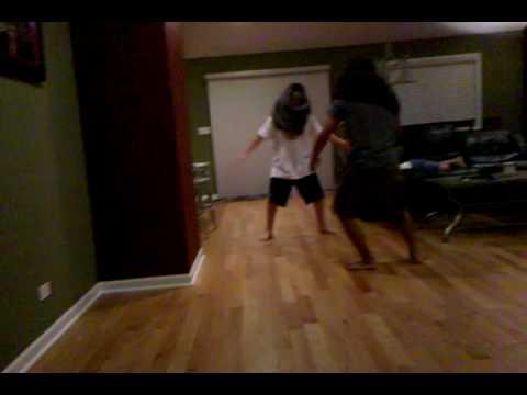 Tony and stephano blanket dancing 1