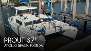 Used 2005 Prout 37 Custom for sale in Apollo Beach, Florida
