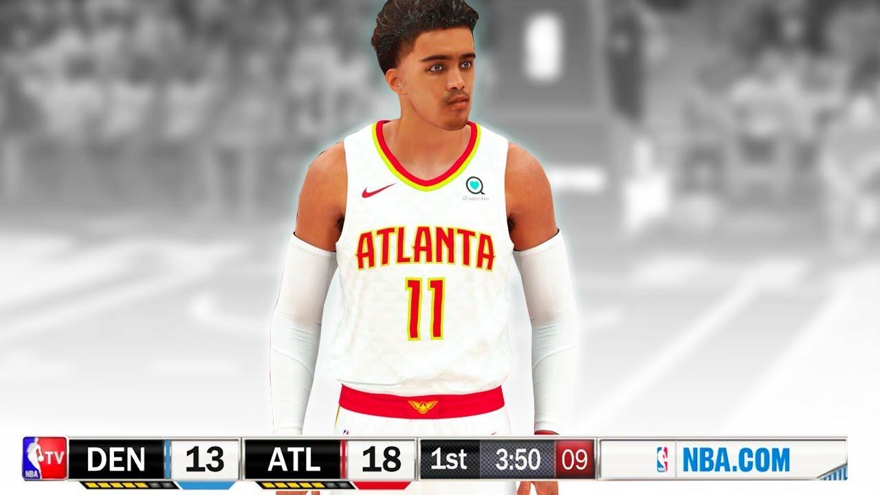 NBA 2K18 TRAE YOUNG MY CAREER :  FACING MICHAEL PORTER! CHAPTER 5