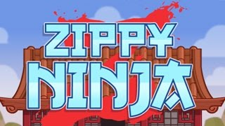 Zippy Ninja Walkthrough
