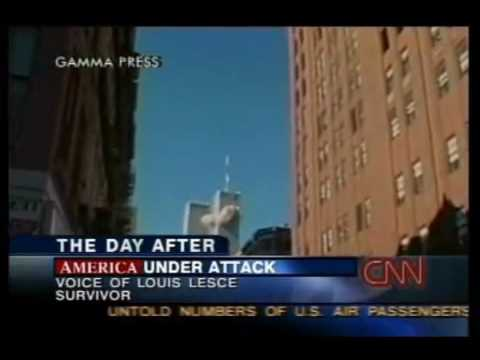 911 clear bomb going off in wtc before first plane ever