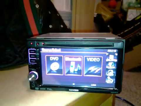 kenwood ddx512 double din tv radio with navigation ipod. Black Bedroom Furniture Sets. Home Design Ideas