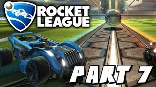 Rocket League Season Mode [#7] WE ARE THE CHAMPIONS! (PS4/PC Gameplay 1080p HD)