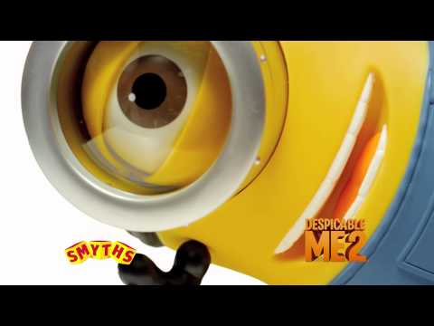 Smyths Toys - Despicable Me 2 Talking Figures
